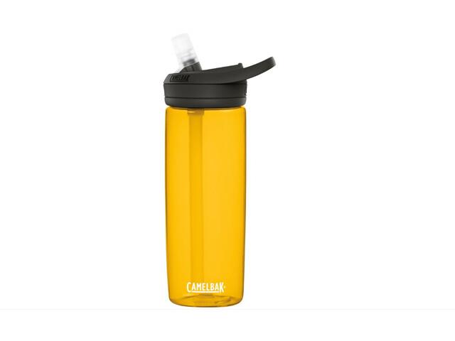 CamelBak Eddy+ Drikkeflaske 600ml gul/gennemsigtig
